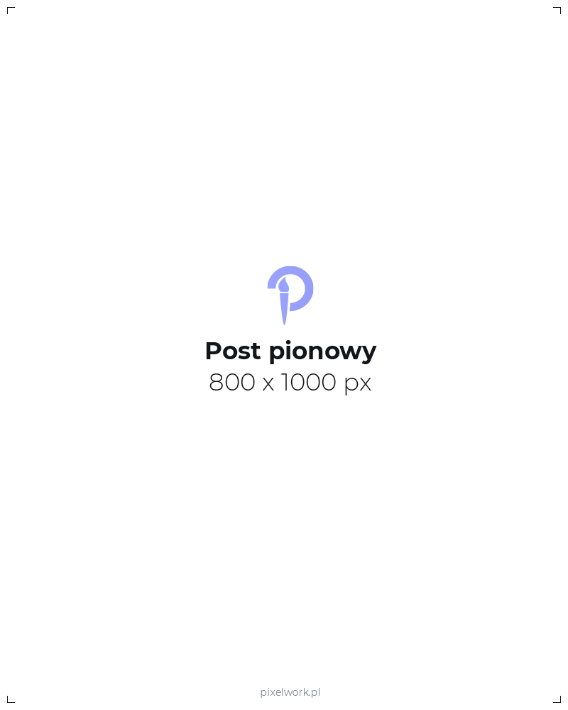 Wymiary grafik na fb, grafika na fb, post pionowy